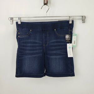 New Liverpool Jeans Roxie Pull on Bermuda Shorts